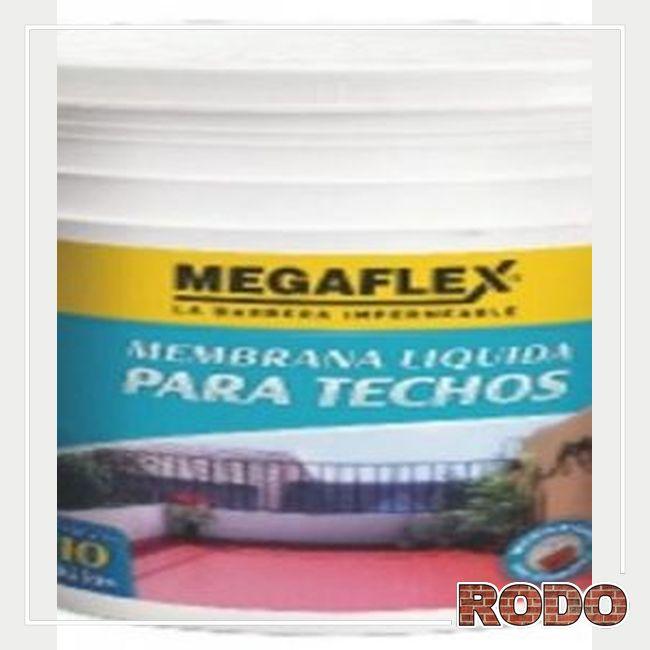 MEMBRANA LIQUIDA MEGAFLEX X 10 LT