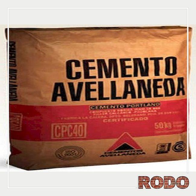 CEMENTO AVELLANEDA X 50 KG.